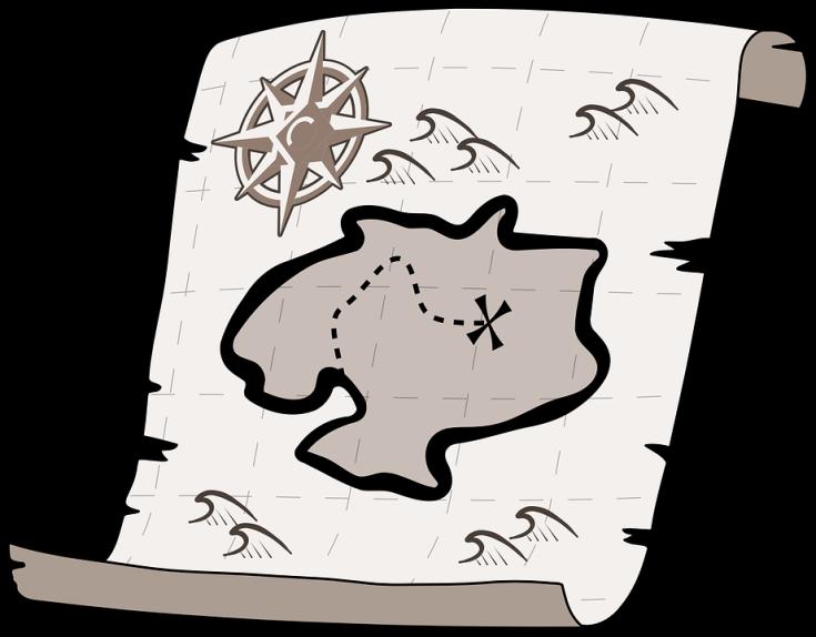 treasure-map-153425_960_720